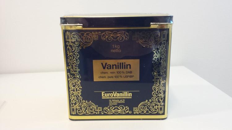 vanilline ex-lignine