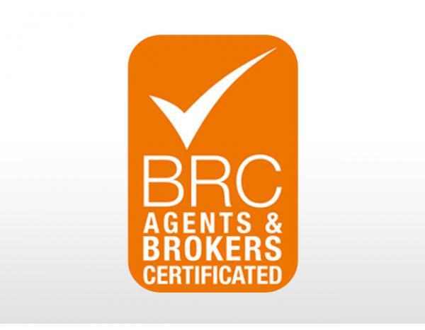 BRC certificat pour ingrédients alimentaires et additifs
