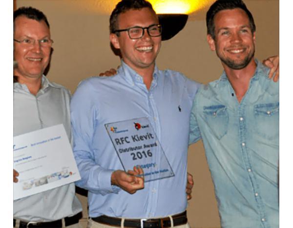 Ingrizo award