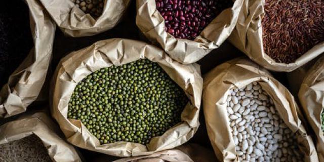 BIO Plantaardige eiwitten en zetmelen