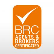 BRC certificate for Food and Health ingredients and additives