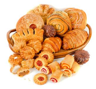 Bakery applications, oils & fats