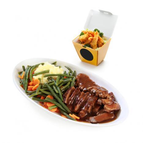 Kant- en klare maaltijden & dressings